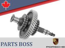 Porsche 911 930 1969-1989 OEM INTERMEDIATE SHAFT & Gear 93010501301 93010513600