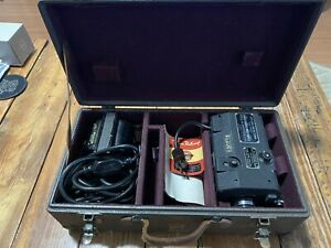 Bell and Howell 16mm Filmo-Electro film camera