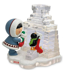 Hallmark 2018 Frosty Friends Series # 39 Ornament