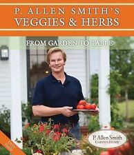 P. Allen Smith's Veggies and Herbs: From Garden to Table 27 Card Set + DVD New