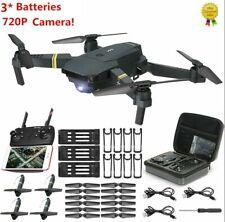 Eachine E58 Drone x pro Drone WIFI w/720 Ultra HD Camera Quadcopter 3Batteries