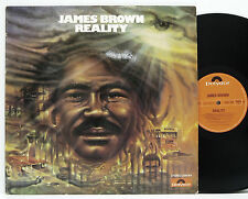 James Brown Reality signifiant Presque comme neuf # D