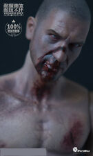 WorldBox Living Corpse 1/6 Jon Bernthal The Walking Dead Full Sets Figure AT019