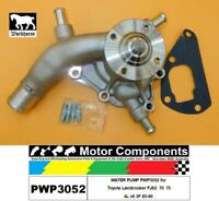 WATER PUMP PWP3052 for  Toyota Landcruiser FJ62  70  75 4L v6 3F 85-90