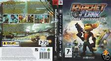 Ratchet AND & Clank Tools Of Destruction  PS3 Used In  Working Condition