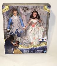 Disney Live Action Beauty and the Beast Prince/Belle Royal Celebration BATB Set