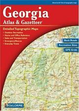 Atlas and Gazetteer Ser.: Georgia (2000, Map, Other)