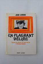 "John Lennon ""En flagrant délire"", Robert Laffont 1965"