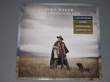 JOHN MAYER Paradise Valley 180g LP + CD New Sealed Vinyl