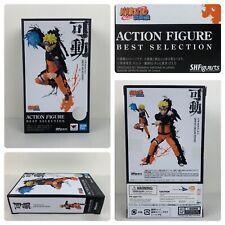 Bandai S.H. Figuarts Naruto Uzumaki Action Figure Best Selection Shippuden New