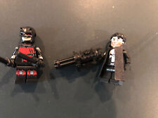 Custom Punisher and Daredevil minifigure Printed on genuine lego parts