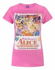Alice In Wonderland Poster Women's T-Shirt