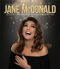 Jane McDonald-A Live Christmas Concert Special CD NEW