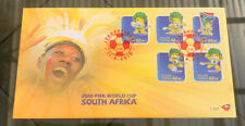 2010 Fifa World Cup South Africa Souvenir Cover