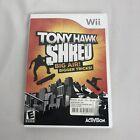 Tony Hawk: Shred: Big Air! Bigger Tricks! - Nintendo Wii Video Game