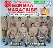 La Sonora Maracaibo Ahora y Siempre 2CD Caja de Carton New Nuevo Sealed
