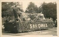 1920 San Dimas Parade Float Tournament of Roses Pasadena California 8654