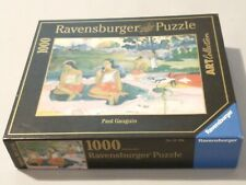 """Ravensburger Jigsaw Puzzle #81 366 """"The Miraculous Spring"""" Fine Art by Gauguin"""