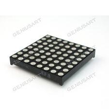 1 x Nuevo Colorido 8x8 LED Matriz Matrix RGB Full Color Ánodo Arduino Común