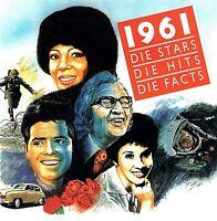 (CD) Die Stars Die Hits Die Facts 1961 - Ricky Nelson, Helen Shapiro, Duane Eddy
