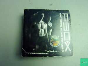 P90X Extreme Home Fitness DVD The Workouts Complete 12 Disc Set Beachbody
