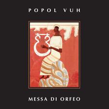 Popol Vuh - Messa Di Orfeo LP Colored Vinyl Album - Record Store Day RSD 2018