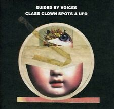 Guided by Voices - Class Clown Spots a UFO [New CD] UK - Import