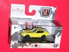 M2 Machines Auto-Japan 1970 Nissan Fairlady Z Z432  8800 pcs.   WMTS05 17-18  y