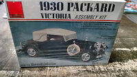 VINTAGE RENWAL Model 1930 PACKARD VICTORIA Kit #152 SEALED 1/48 NOS MISB