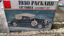 VINTAGE RENWAL Model 1930 PACKARD VICTORIA Kit #152 SEALED 1/48 NOS MISB