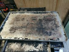 More details for no237c  aluminium  baking tray 460mm x 760mm x 25mm high