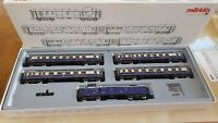 """Märklin 4228 Wagen-Set """"Rheingold"""" 5-teilig Spur H0 OVP der Deutschen Reichsbahn"""