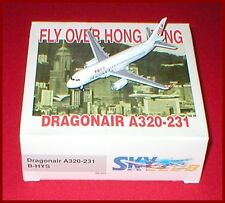 Dragon Wings Dragonair A320 Fly Over Hong Kong 1/400 # B-HYS NEW IN BOX