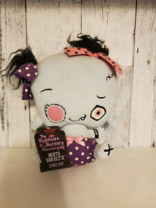 Vamplets Zombie Baby The Nightmare Nursery Gloomvania Plushie