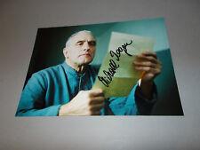 Michael Degen  signiert signed autograph Autogramm auf  20x28 Foto in person