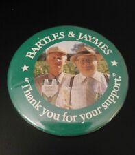 Bartles & James 3 inch Pinback button (62)
