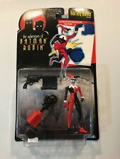 Kenner The Adventures of Batman and Robin Harley Quinn figure new sealed 1997