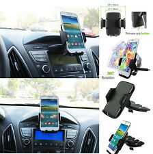 Universal Car CD Slot Mount Stand phone Holder for Motorola Moto Z2 Play