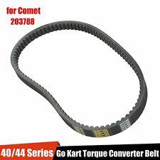 40/44 Series Go Kart Torque Converter Belt For Comet 203788 203788A Tav2 Brister