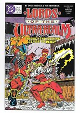 Lords of the Ultra-Realm #4 (Sep 1986, DC)
