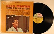 Dean Martin The Door Is Still Open To My Heart LP EX in shrink Reprise RS-6140