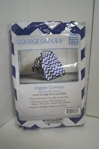 Carseat Canopy Canopy - Jagger NEW