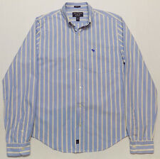 Abercrombie & Fitch Long Sleeve Button Front Shirt Mens Size Large