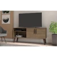"OKU 55"" TV Stand Cabinet Entertainment Center Living Room Table Kork"