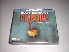 CD Hörbuch - Dan Brown - Diabolus - 6 CDs