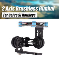 2Axis Gimbal Mini Extra Lightweight Stabilizer For GoPro SJ Hawkeye Cheerson FPV