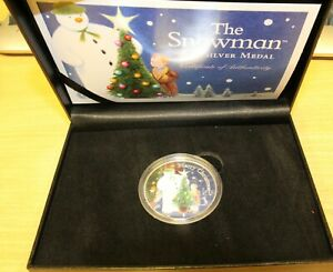 The Snowman 2019 Silver Medal
