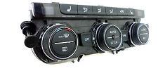 VW GOLF 7 5G climatizzatore PANNELLO DI CONTROLLO A/C 5g0907044r SW 0503/vdv6287