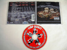 LIMP BIZKIT  Chocolate Starfish And The Hot Dog Flavored Water  CD First Edit Ca
