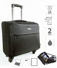 """Ordinateur portable 15.6"""" Valise trolley 4 roues cabine bagages du jour au lendemain FI2562 + IPAD Gratuit Sac"""